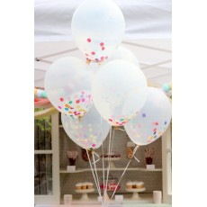 Confetti Balloons (set of 3)