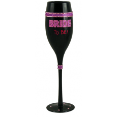 'Bride to Be' Champagne Glass