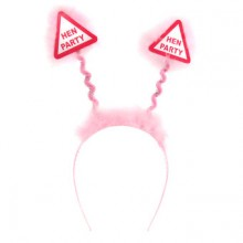 Boppers - Hen-Night Warning ( Hot Pink)