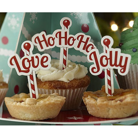 christmas cupcake decorations - Christmas Cupcake Decorations
