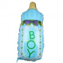 Baby Shower 'It's a Boy' Helium Balloon (Blue)