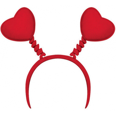 'Red Heart' Boppers