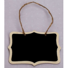 Mini Chalkboard Tags x3