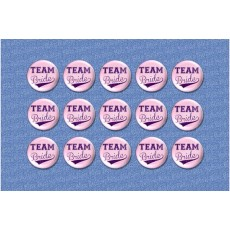 Bridal Buttons  X 4