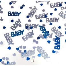 Baby Shower Confetti (Blue)