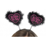 Boppers - Bride To Be Heart (Black)