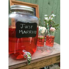 Mason Glass Jar Dispenser