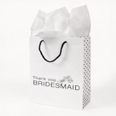 Bridesmaid Thank You Gift Bag