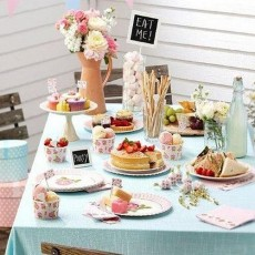 Vintage Rose Party Kit